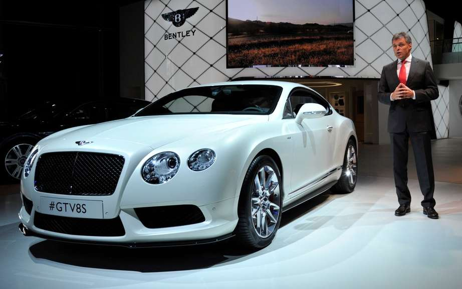 Bentley: at least one model to diesel engine picture #3