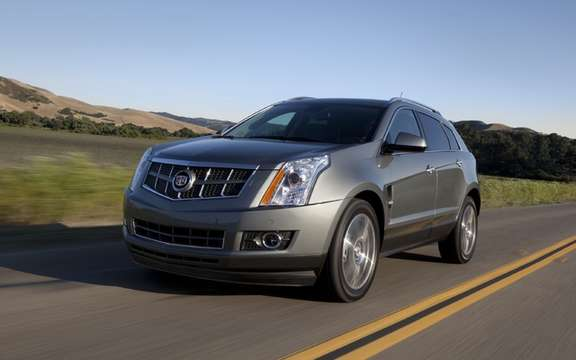 2012 Cadillac SRX: In the showrooms in August