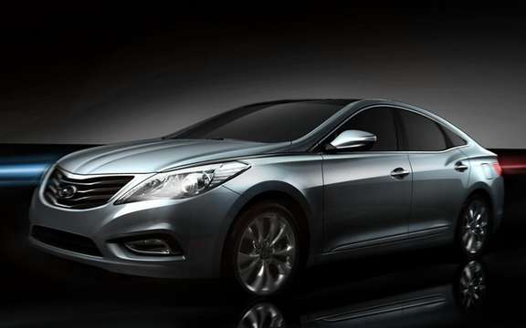 2012 Hyundai Azera: More question have in Canada?