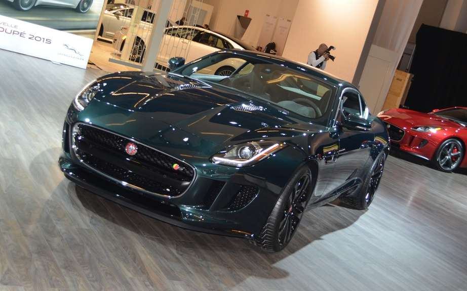Jaguar F-Type Coupe featured at Super Bowl picture #2