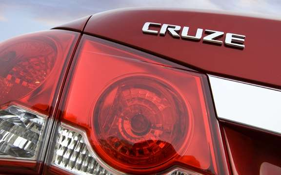 Chevrolet confirms the arrival of a diesel version of the Cruze in 2013