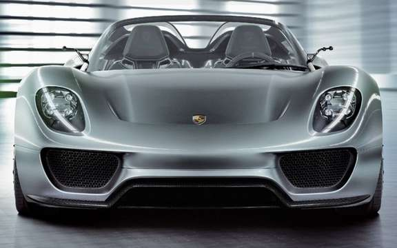 Porsche will offer a rival to the Aventador