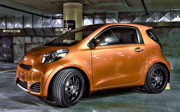 2012 Scion iQ: Available from $ 16,760