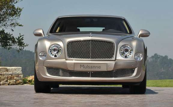 Bentley SUV will have its own