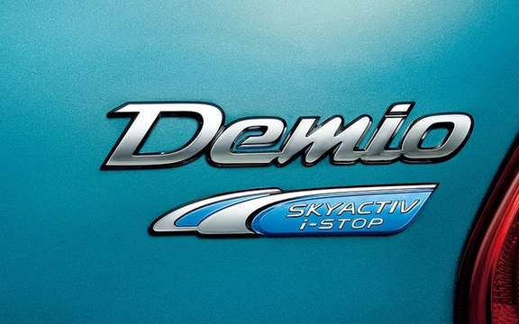 Mazda Demio SKYACTIV 2012: the first in Japan picture #5