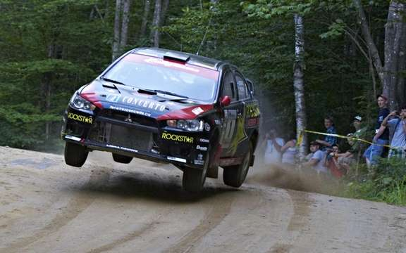 The rally season is finished in the United States, up to the X Games!