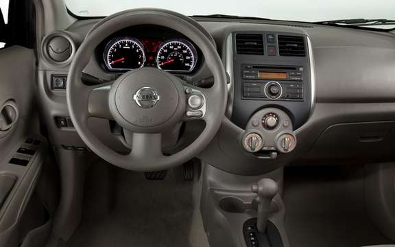2012 Nissan Versa: From $ 11,798 in Canada picture #4