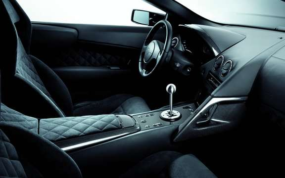 Lamborghini farewell to the manual gearbox