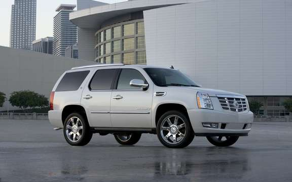 2011 Cadillac Escalade Hybrid: First Class picture #1