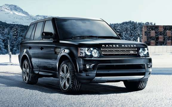 Range Rover Sport 2012: An automatic transmission has eight reports