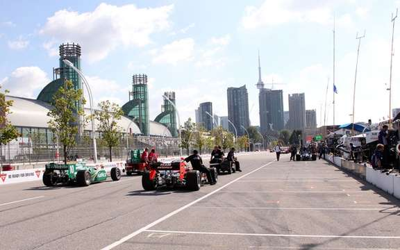 Silverstone and Toronto has the honor this weekend