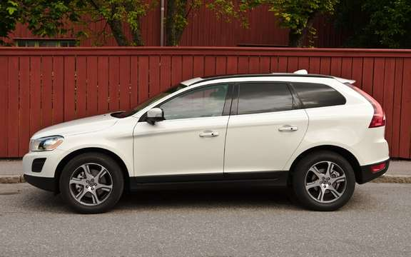 Volvo XC30 2013: It was very predictable