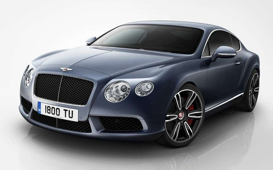 Bentley: at least one model to diesel engine picture #5