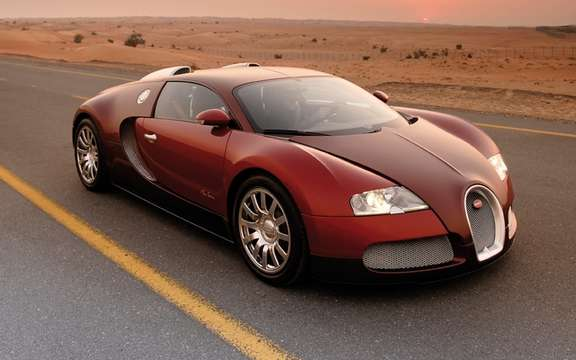 Bugatti Veyron 16.4: After 300 copies sold