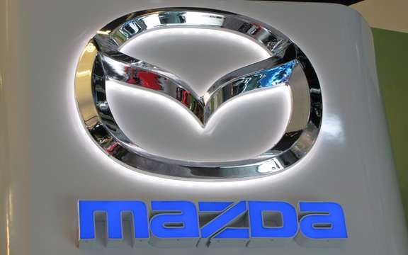 Mazda, a return to full production in June, announces its financial results forecast