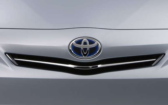Toyota is proud of its website picture #1