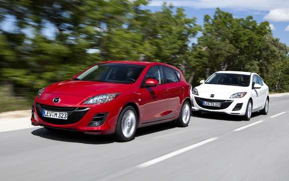 Mazda Car offers very popular with Germans