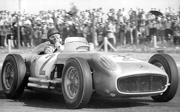 Fangio would have turned 100 years!