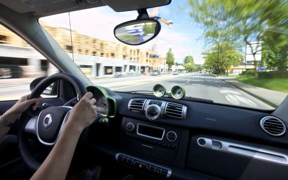 smart fortwo electric: cross-country tour picture #4