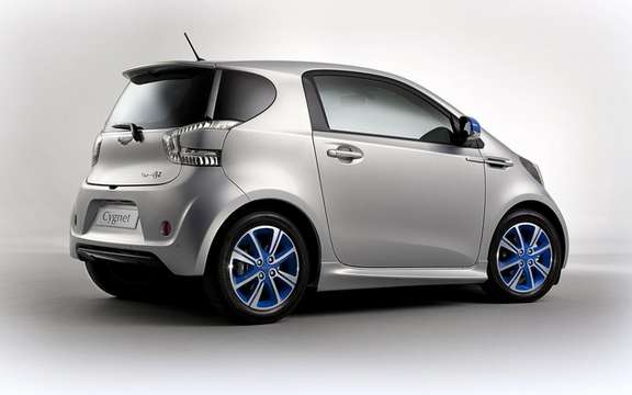 "Aston Martin Cygnet: An edition ""Cygnet & Colette"" picture #3"