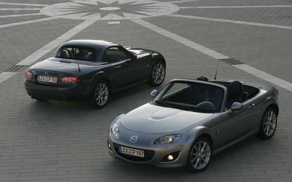 Mazda Car offers very popular with Germans picture #3