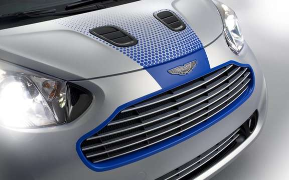 "Aston Martin Cygnet: An edition ""Cygnet & Colette"" picture #4"