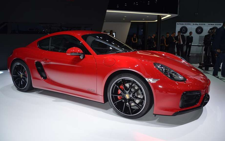 The Boxster and Cayman GTS Unveiled picture #6