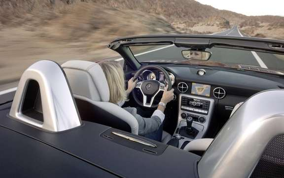 Mercedes-Benz SLK 2012: The bar is always higher picture #5