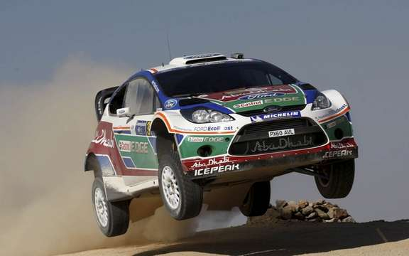 World Championship Rally: No other ordeal in North America for