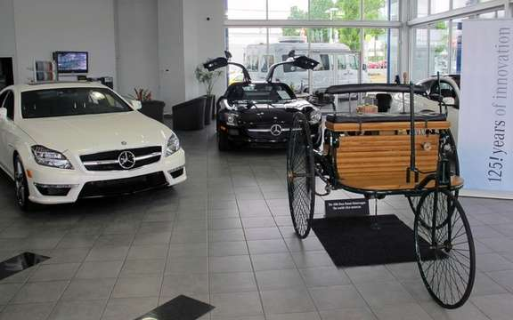 Mercedes-Benz Canada presents the