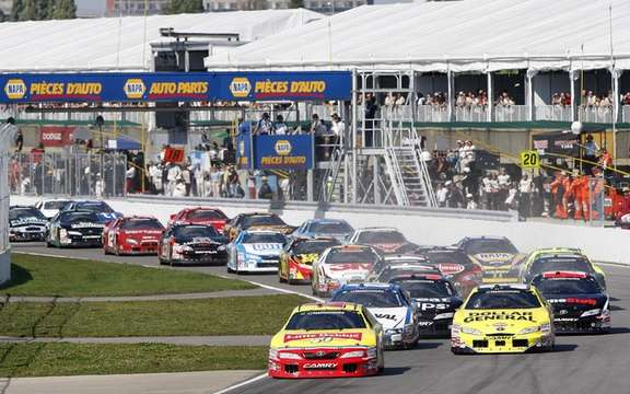 NASCAR Toronto: the threat is it serious for Montreal?