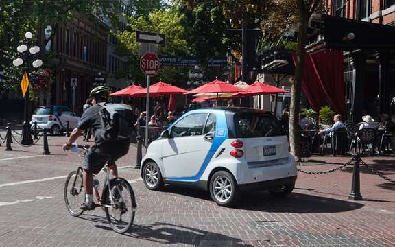car2go is finally in operation in Vancouver