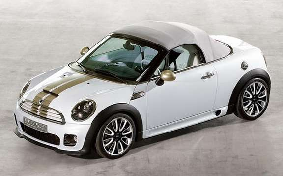 Mini Coupe 2012: Drole de bibitte