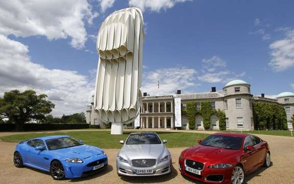 Goodwood Festival of Speed ​​2011: The revolution! picture #16
