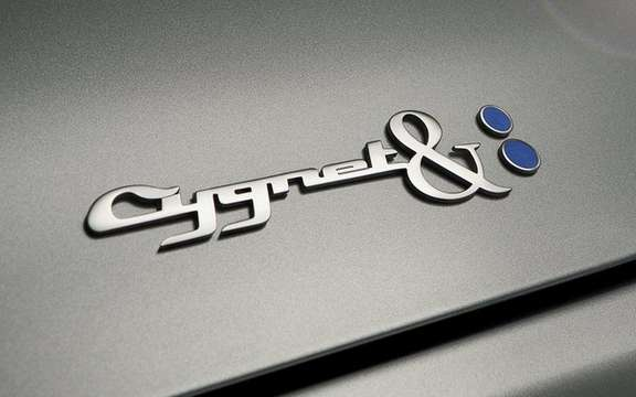 "Aston Martin Cygnet: An edition ""Cygnet & Colette"" picture #9"