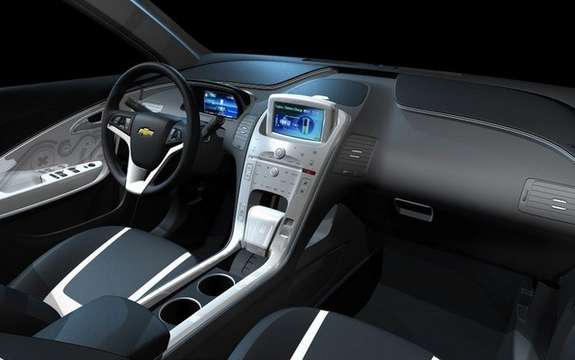 Chevrolet Volt MPV5: From sedans to crossover picture #4