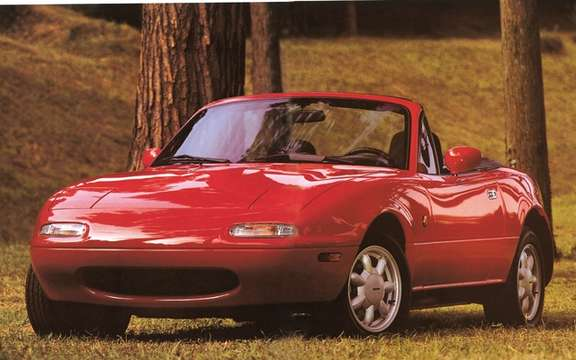Mazda MX-5 2013: Back to Basics