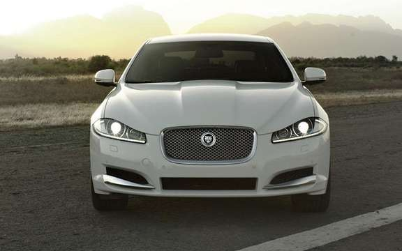 Jaguar XF Estate: Family developing