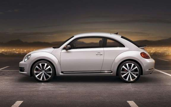 Volkswagen Beetle R: unveiled at Frankfurt?