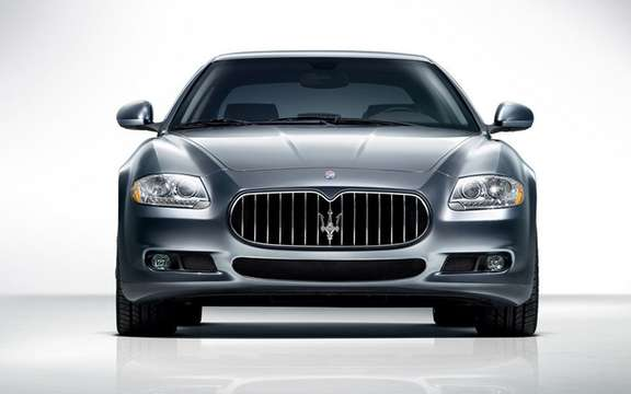 Maserati will use Chrysler mechanical picture #1