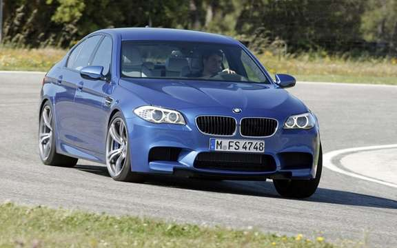 BMW M5 2012: A highly anticipated 5th generation