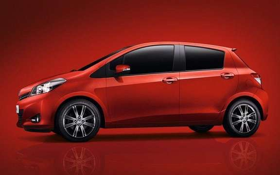 Toyota Yaris 2012: Unveiling of the European Version picture #3