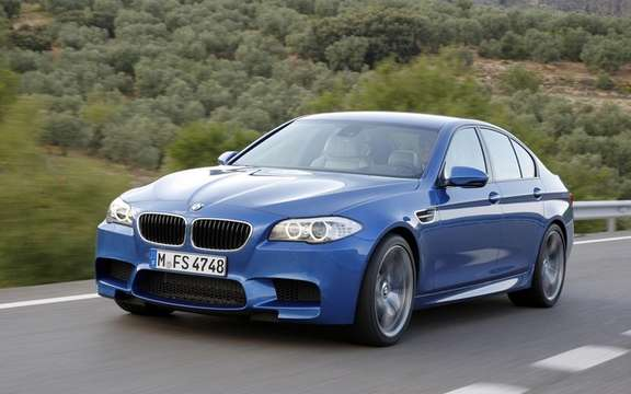 BMW M5 2012: A highly anticipated 5th generation picture #3