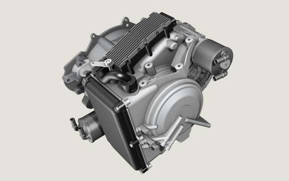 ZF presents the first 9-speed automatic transmission