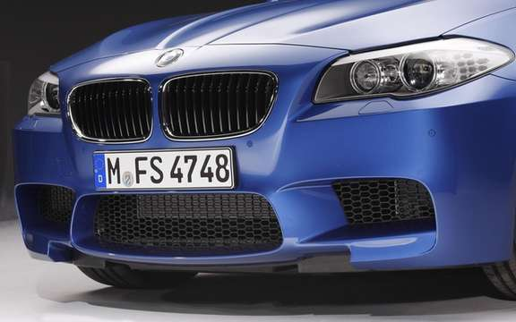 BMW M5 2012: A highly anticipated 5th generation picture #4