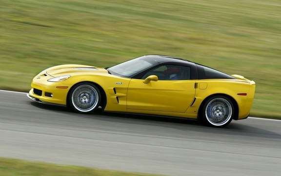 Chevrolet Corvette ZR1 2012: She returns to the Nurburgring picture #3