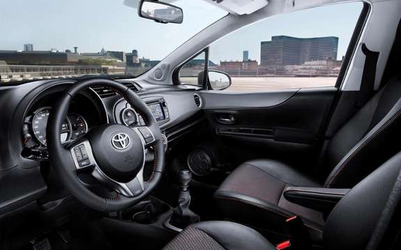 Toyota Yaris 2012: Unveiling of the European Version picture #5