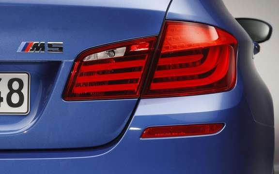 BMW M5 2012: A highly anticipated 5th generation picture #5