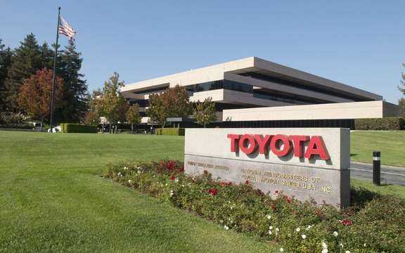 Toyota expects strong recovery with the acceleration of production in H2 picture #1