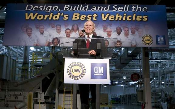 GM will invest $ 2 billion in several factories in the United States